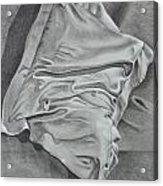 Pillow Talk Acrylic Print by Patsy Sharpe