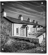 Pilot Cottages Acrylic Print