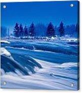 Pinawa Channel, Manitoba Acrylic Print