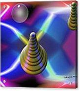 Pinball Acrylic Print