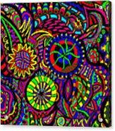 Pinball Anyone Acrylic Print