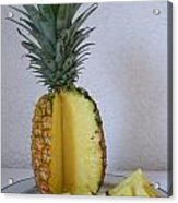 Pineapple Delight Acrylic Print