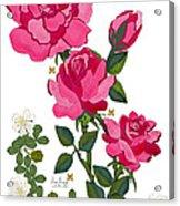 Ping Acrylic Print