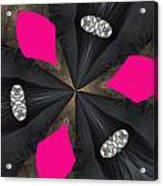 Pink Diamond Acrylic Print