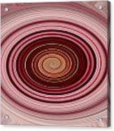 Pink Vortex Acrylic Print