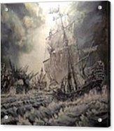Pirate Islands 1 Acrylic Print