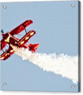 Pitts Special 3 Acrylic Print