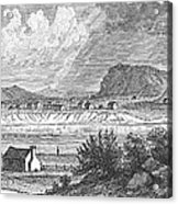 Pittsburgh, 1790 Acrylic Print