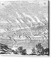 Pittsburgh, 1855 Acrylic Print