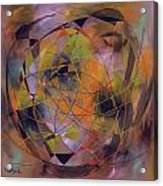 Planet Perspectives Acrylic Print