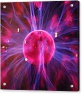 Plasma Acrylic Print