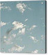 Pleasant Sky Acrylic Print