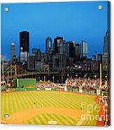 Pnc Park Acrylic Print