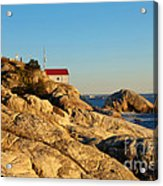 Point Atchison Lighthouse 2 Acrylic Print
