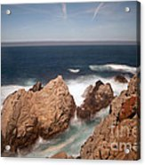 Point Lobos Number One Acrylic Print