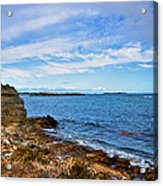 Point Peron Wa Acrylic Print