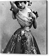Polaire Ca.1896 Acrylic Print