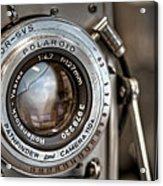 Polaroid Pathfinder Acrylic Print