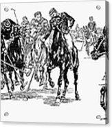 Polo, 1876 Acrylic Print