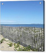 Polpis Harbor - Nantucket Acrylic Print