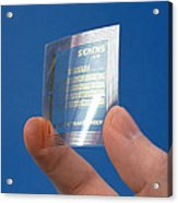 Polymer Transponder Acrylic Print