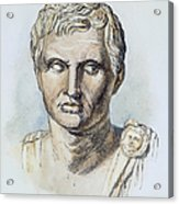 Pompey (106-48 B.c.) Acrylic Print