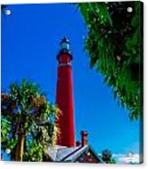 Ponce Inlet Lighthouse 1 Acrylic Print