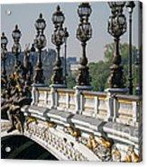 Pont Alexander IIi Acrylic Print