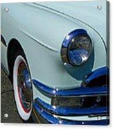 Pontiac Eight Acrylic Print