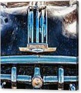 Pontiac Silver Streak Acrylic Print