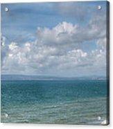 Poole Bay Panorama Acrylic Print