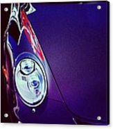 Porsche Gt3 Rs Acrylic Print
