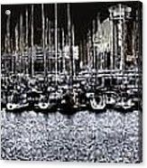 Port Vell Barcelona Acrylic Print