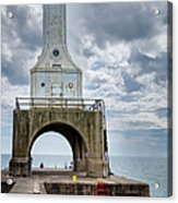 Port Washington Lighthouse Acrylic Print