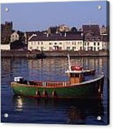 Portaferry, Strangford Lough, Ards Acrylic Print