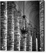 Portico Acrylic Print by Joana Kruse