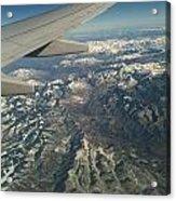 Portland Flight Acrylic Print