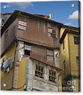 Porto By Day Acrylic Print