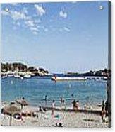 Porto Cristo Beach Acrylic Print