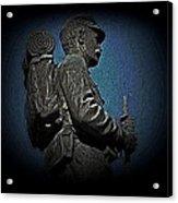 Portrait 31 American Civil War Acrylic Print