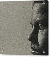 Portrait Of S Acrylic Print