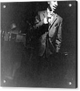 Portrait Of Sammy Davis, Jr. 1925-1990 Acrylic Print