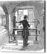 Post Office, 1856 Acrylic Print