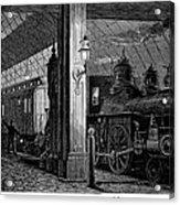 Postal Service, 1875 Acrylic Print