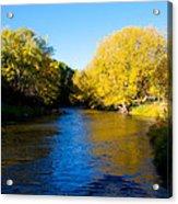 Poudre River Acrylic Print