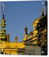 Prague - Strahov Monastery Acrylic Print