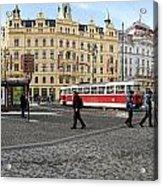 Prague Czech Republic Acrylic Print