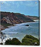 Praia De Tambaba - Paraiba Acrylic Print