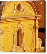 Praiano Church Acrylic Print