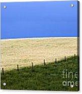Prairie Horizon Acrylic Print
